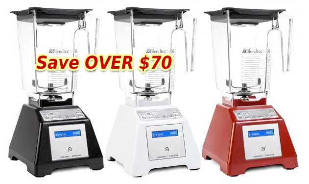 Refurbished Blendtec Total Blender