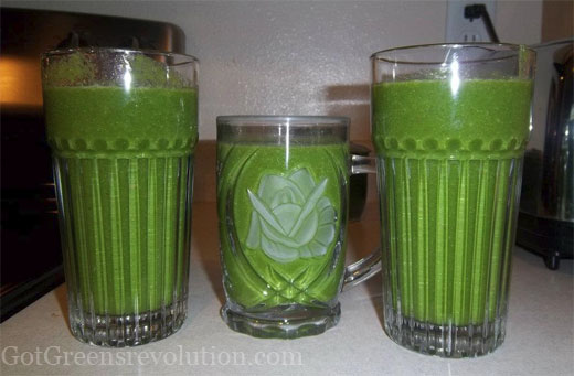 Family Green Smoothie