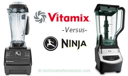 Ninja versus Vitamix