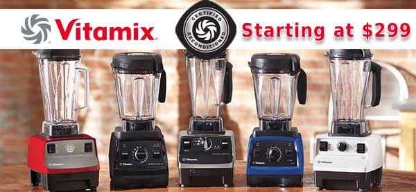 refurbished Vitamix