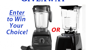 Blendtec-Vitamix-Giveaway