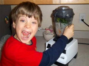 Jonathan the Green Smoothie Maker