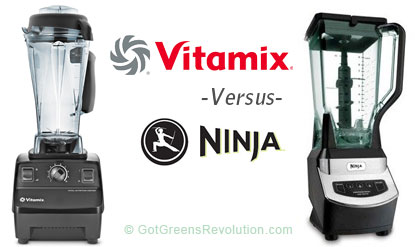 vitamix vs ninja - Vitamix Blenders