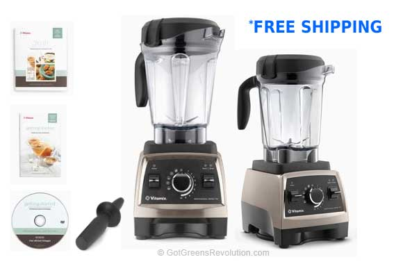 Vitamix 750 Review And Comparison Got Greens