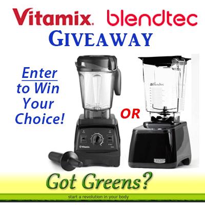 Vitamix Blender Giveaway 2019