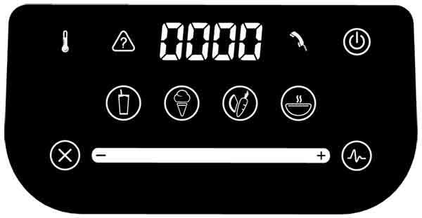 Designer 625 Interface