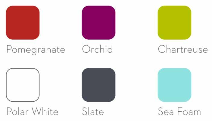 Designer 625 Colors