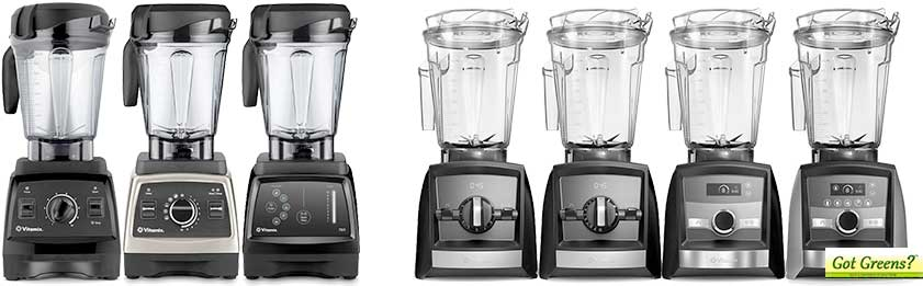 Vitamix Ascent Series vs Vitamix Classic Next Generation