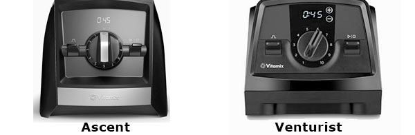 Vitamix Ascent Series vs Venturist Series