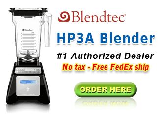 Order Blendtec HP3A