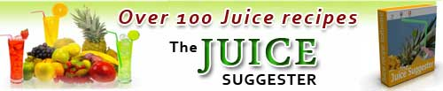 Easy Juice Suggester