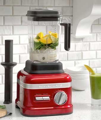 KitchenAid Pro Line Series Blender Review - Got Greens?