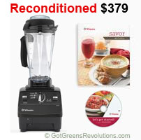 Reconditioned Vitamix Pro