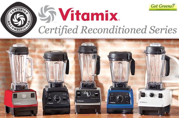 Reconditioned Vitamix