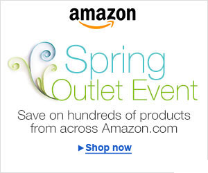 Spring Outlet Sale