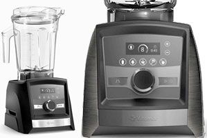 Vitamix Ascent A3500 Black Stainless