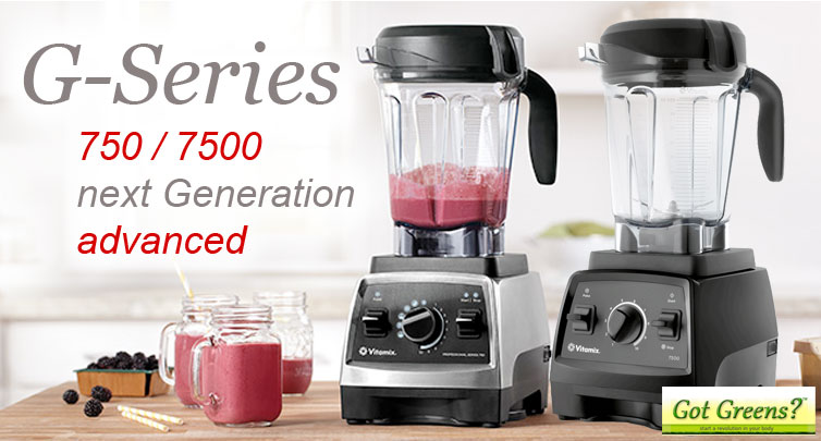 Vitamix G-Series