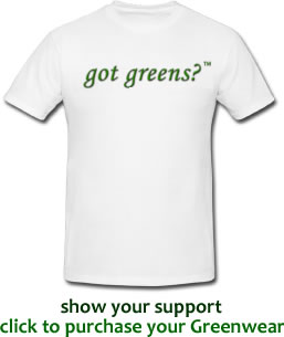 Order Your Got Greens? Greenware here