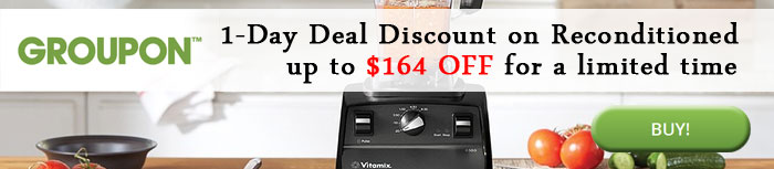 Groupon Vitamix Sale