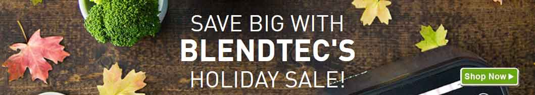 Blendtec Black Friday