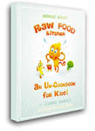 Raw Food Cookbook for Kids