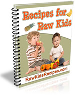 Raw Kids Recipes eBook
