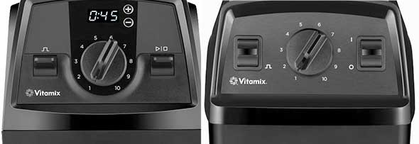 Vitamix v1200 vs E320