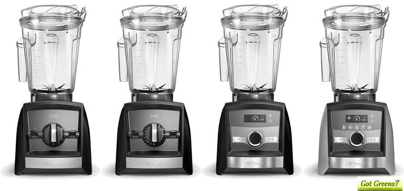 Vitamix Ascent Series
