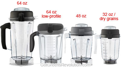 vitamix container options include vitamix containers - Vitamix 750