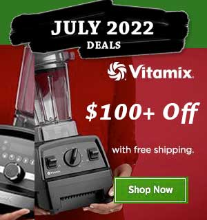 vitamix monthly sales