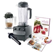 Vita-Mix 5200 Super 5200 Healthy Lifestyle Package